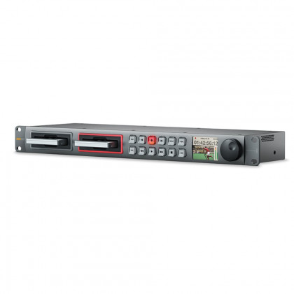 BLACKMAGIC HYPERD/ST/12G Blackmagic HyperDeck Studio 12G