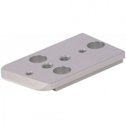 VOCAS 0350-1025 Short Flat Base Plate for F55 Shoulder Base Plate