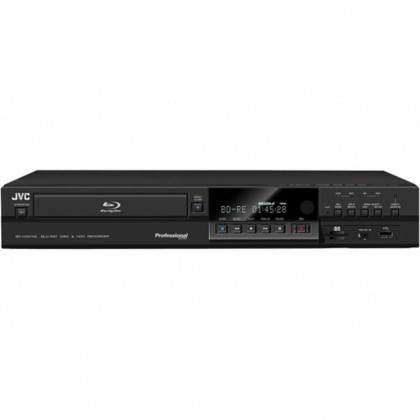 JVC SR-HD2700EU Combo deck, Blu-ray & HDD recorder, 1TB, HD-SDI