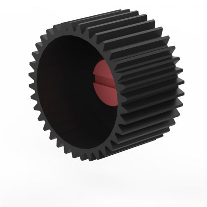 VOCAS 0500-0605 MFC-2 Drive gear M0,8/36 T x 18 mm wide
