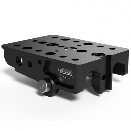 VOCAS 0350-1390 Separate cheese plate for Canon C300 MKII