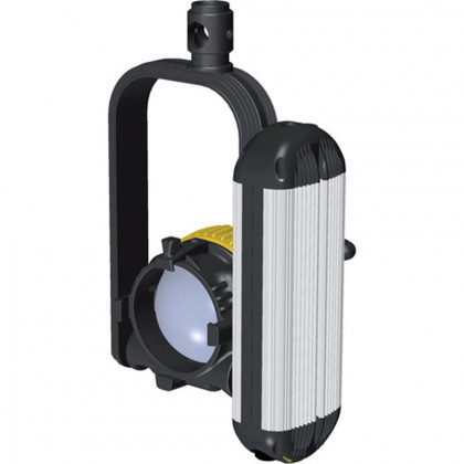 DEDO LIGHTS DLED4SE-BI Focusing LED light head, bicolor incl. power supply, studio