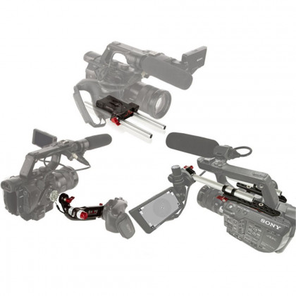 SHAPE FS5BASEKIT SHAPE Baseplate Kit for Sony FS5 Camera