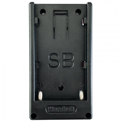 PARALINX PAR-TBPR PARALINX BP-U Battery Plate for Receiver (Tomahawk or Arrow-X)