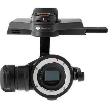 DJI ZENMUSE X5R-PART1 DJI Zenmuse X5R Raw Camera and 3-Axis Gimbal Stabiliser (No Lens)