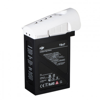 DJI INSPIRE 1-PART 87 TB47 Intelligent Flight Battery for Inspire 1 (White)