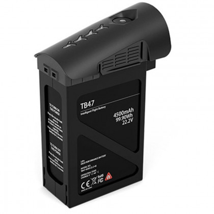 DJI INSPIRE 1-PART 89 TB47 Intelligent Flight Battery for Inspire 1 (Black)