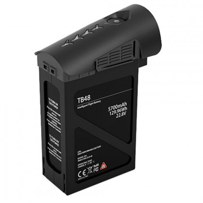 DJI INSPIRE 1-PART 91 TB48 Intelligent Flight Battery for Inspire 1 (Black)
