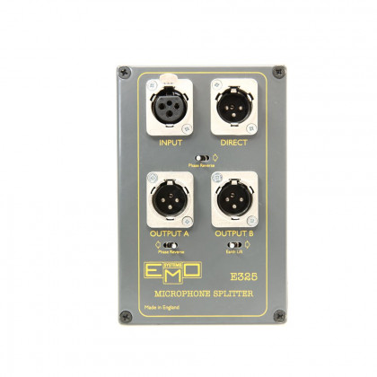 CANFORD EMO E325 Microphone Splitter