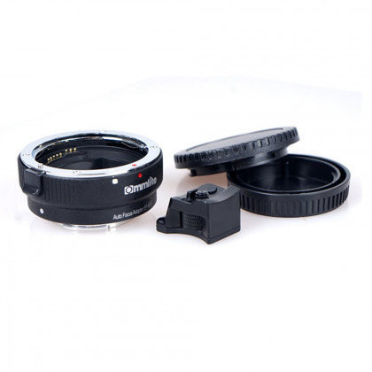 COMMLITE CM-EF-NEX-B EF-NEX EF-EMOUNT FX Lens Mount Adapter