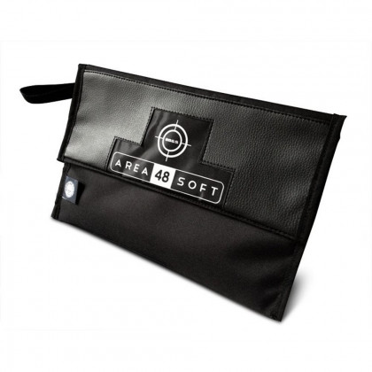 BBS 2064 Area 48 Media pouch, stores 6 media inserts