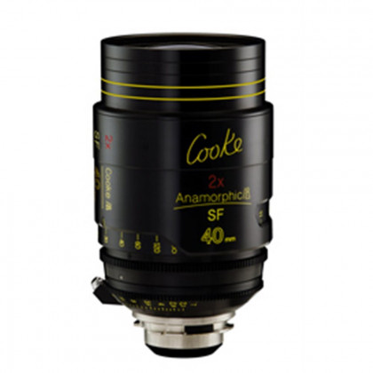COOKEOPTICS ANAMORPHIC SF 40MM Cooke Anamorphic SF 40mm T2.3