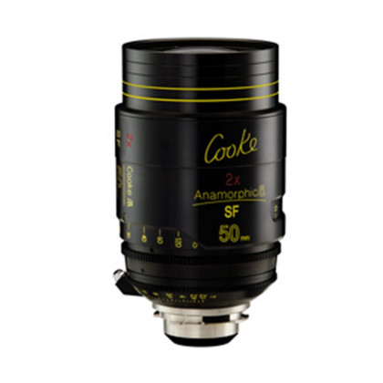 COOKEOPTICS ANAMORPHIC SF 50MM Cooke Anamorphic SF 50mm T2.3