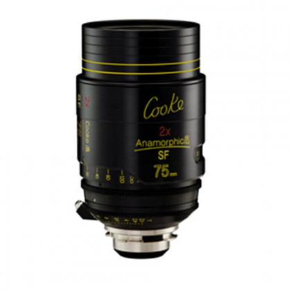 COOKEOPTICS ANAMORPHIC SF 75MM Cooke Anamorphic SF 75mm T2.3