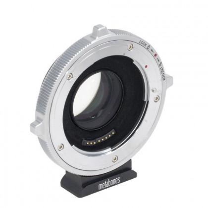 METABONES MB_SPEF-M43-BT5 Canon EF Lens to MFT Cine Speed Booster ULTRA 0.71x (5th Generation)