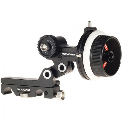 MOVCAM MOV-3020203 MF-1 Mini Follow Focus Kit with Variable Lock System