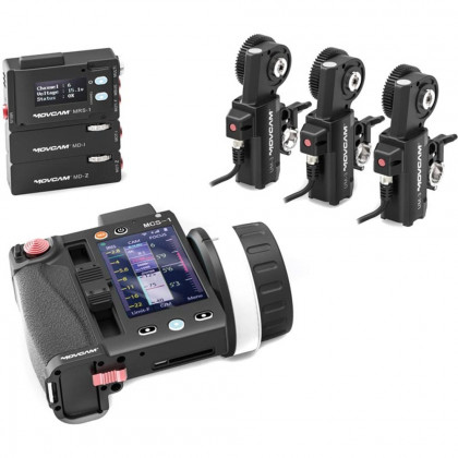 MOVCAM MOV-501-101 Triple-Axis Wireless Lens Control System