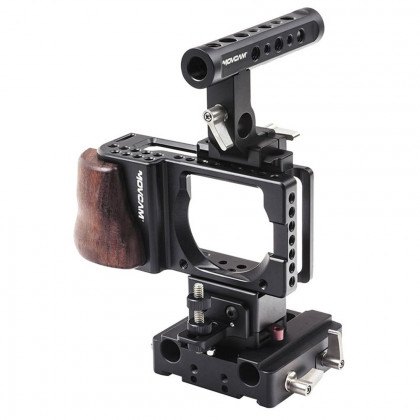 MOVCAM MOV-303-2100 Cage Kit for Blackmagic Pocket Cinema Camera