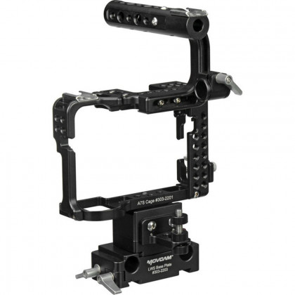 MOVCAM MOV-303-2200 MOVCAM Cage Kit for the Sony A7S Compact System Camera