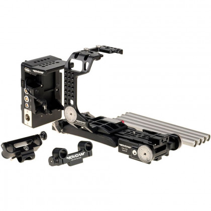 MOVCAM MOV-303-2700 MOVCAM Base Kit for Sony PXW-FS7 (V-Mount)