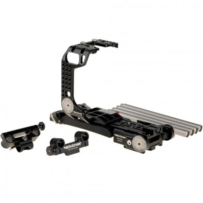 MOVCAM MOV-303-2710 Light Kit for Sony PXW-FS7