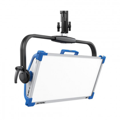 ARRI L0.0007064 ARRI SkyPanel S60-C LED Softlight - Blue/Silver, Edison