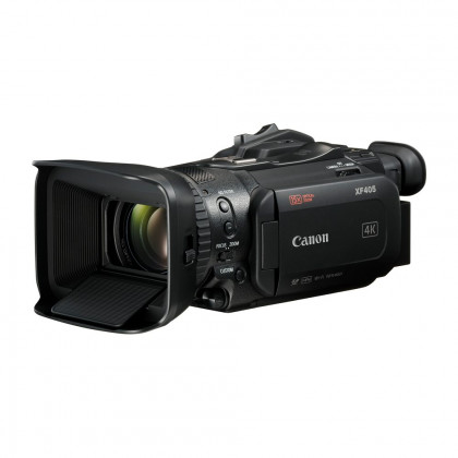 CANON CONSUMER XF405 Canon XF405 4K Camcorder