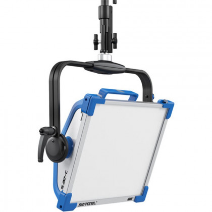 ARRI L0.0007712 ARRI SkyPanel S30-C LED Softlight - Blue/Silver, Edison