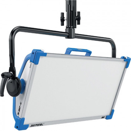 ARRI L0.0007066 ARRI SkyPanel S60-C LED Softlight - Blue/Silver, Bare Ends