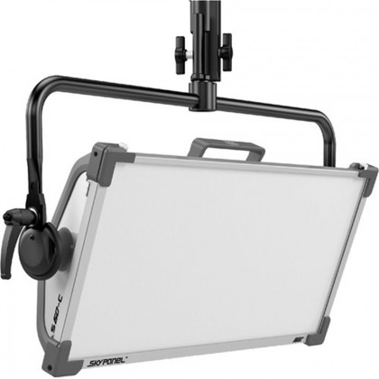 ARRI L0.0007067 ARRI SkyPanel S60-C LED Softlight - Black, Bare Ends