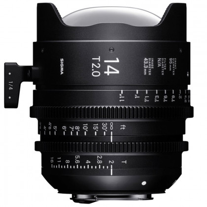 SIGMA 45F967 Sigma 14mm T2 FF Fully Luminous SONY