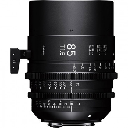SIGMA 32F966 Sigma 85mm T1.5 FF Fully Luminous CANON