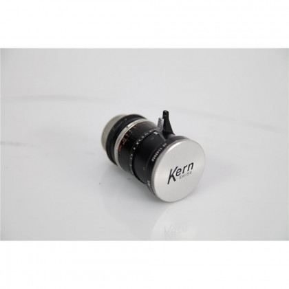 KERN-PAILLARD 1.6 10MM C MOUNT SWITAR 1:1.6/10mm Multi-Coated C-Mount/Made in Switzerland for Bolex