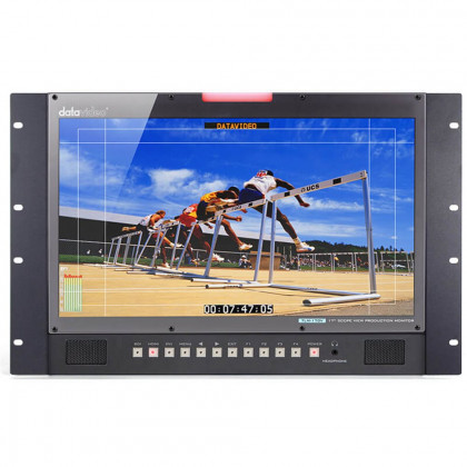 "DATAVIDEO DATA-TLM170VR DATAVIDEO TLM-170 (VR) 7U Rackmount 17"" Monitor"