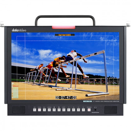 DATAVIDEO DATA-TLM170VM DATAVIDEO TLM-170 (VM) 1U Foldable Monitor