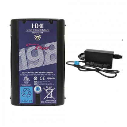 IDX ED-C198/1 IDX ED-C198/1 Battery and Charger Kit