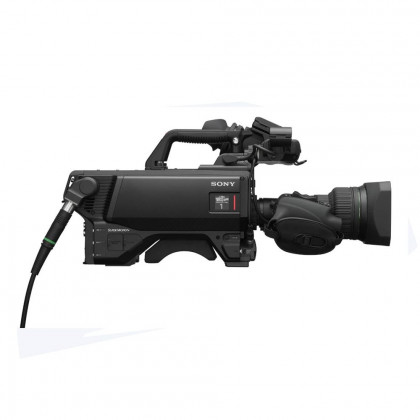 SONY HDC-5500//U SONY HDC-5500-4K/HD Ultra High Bitrate Portable Studio Camera head