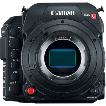CANON CONSUMER EOS C700 FF PL MOUNT Canon EOS C700 Full-Frame Cinema Camera-PL