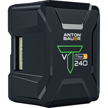 ANTON BAUER TITON SL 240 V-MOUNT BATTERY Anton Bauer Titon SL 240 V-Mount Battery