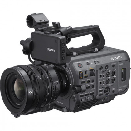 SONY PXW-FX9VK Sony PXW-FX9K Camera with 28-135mm f/4 G OSS Lens