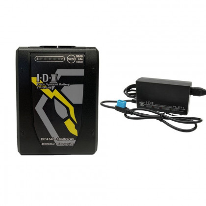 IDX IM-98/1 IDX Imicro-98 Battery VL-DT1 charger kit