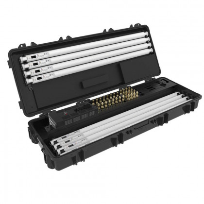 ASTERA LED ASPFP1-SET Set of 8 Titan Tubes with Charging Case