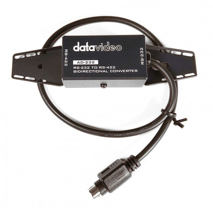 DATAVIDEO DATA-AD232 DATAVIDEO AD-232 RS-232 to RS-422 Conver