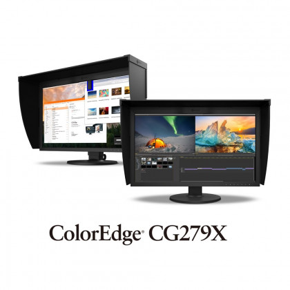 EIZO CG279X Hardware Calibration LCD Monitor