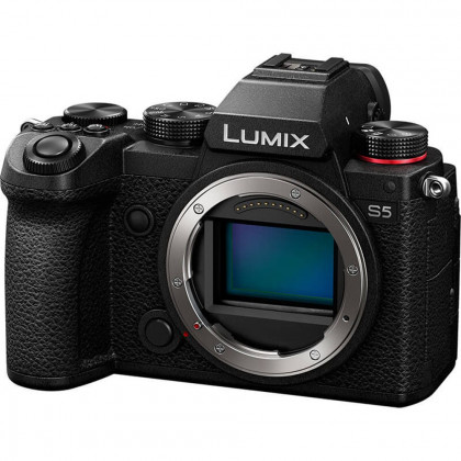 PANASONIC PAN-DC-S5E-K Panasonic LUMIX S5 Full-Frame Mirrorless Camera