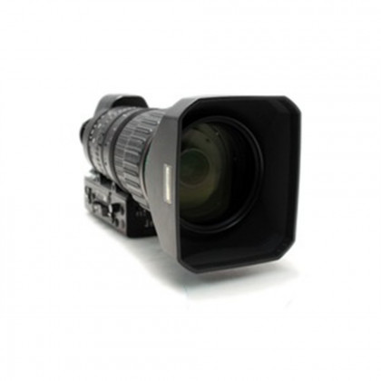 FUJINON HA42X13.5BERD-U HD tele zoom EFP w/2x ext, foc