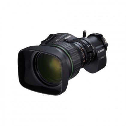 "CANON KJ20X8.5 KRSD (PS12) 2/3"" HDgc Standard lens wo/2x"