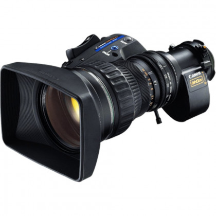 CANON HJ17EX7.6B ITS-ME HD Standard Telecon lens w/2x