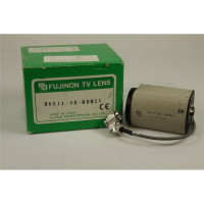 FUJINON H6X11.5B-MDM21 Close Circuit Motorized Zoom Lens