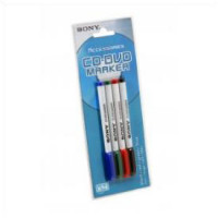 4 Pack Mixed Colour CD-R pens